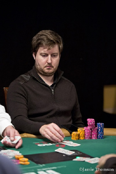 After Being Away for a While Erik Sagstrom Wins WSOP Planet