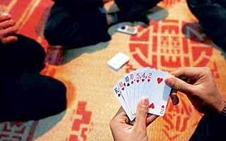 indian poker association talks to the high court