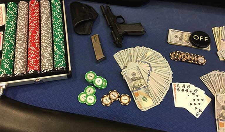 Tennessee Police seizes $18,000