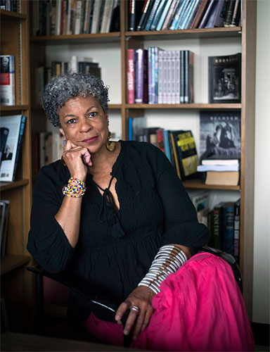 Sandra Adell literature professor of University of Wisconsin-Madison