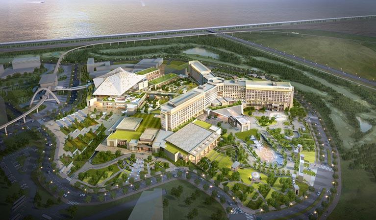 South Korea Paradise City Casino