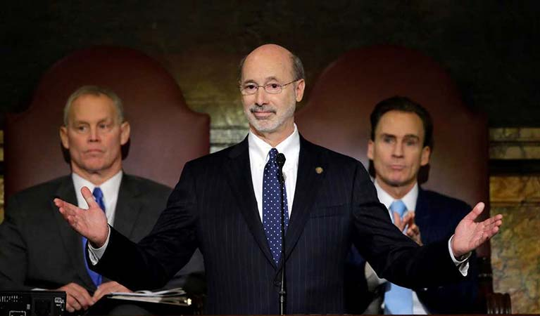 pennsylvania online gambling $200 million budget