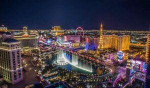 Gambling Steadily Declines as the Primary Source of Income for Nevada Casinos