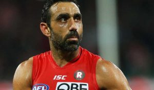 Adam Goodes Focuses on Poker and Charity Bike Ride
