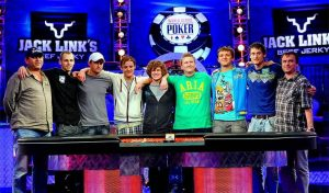WSOP Main Event Launches Today