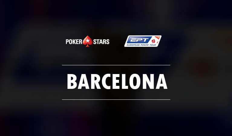 EPT Barcelona and PokerStars