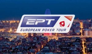 Jean-René Fontaine Leads in EPT National Event
