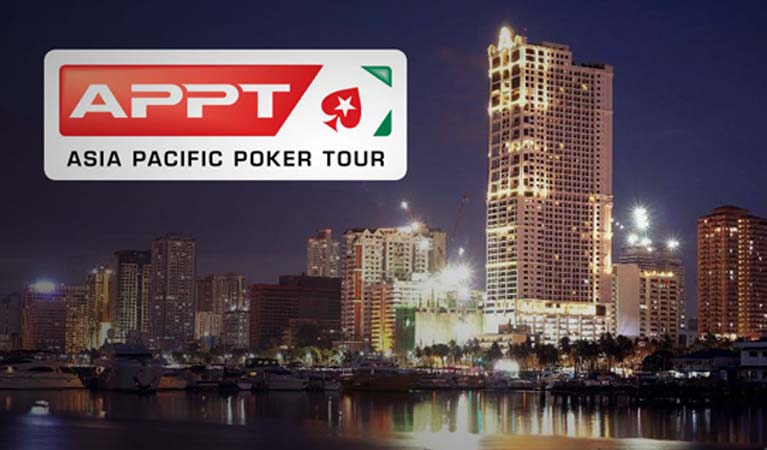 The Asian Pacific Poker Tour Logo