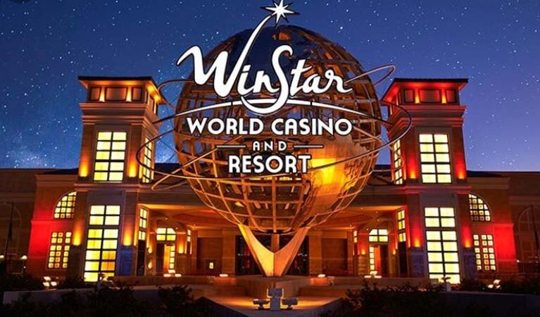WinStar Casino in Oklahoma