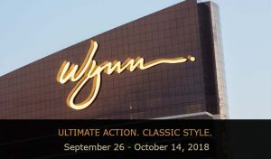 Wynn Fall Classic (WFC) Schedule Announced, Prize Pool Grows