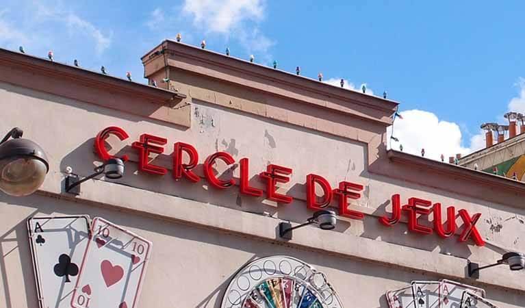 Cercle de Jeux, Clichy, Montmarte