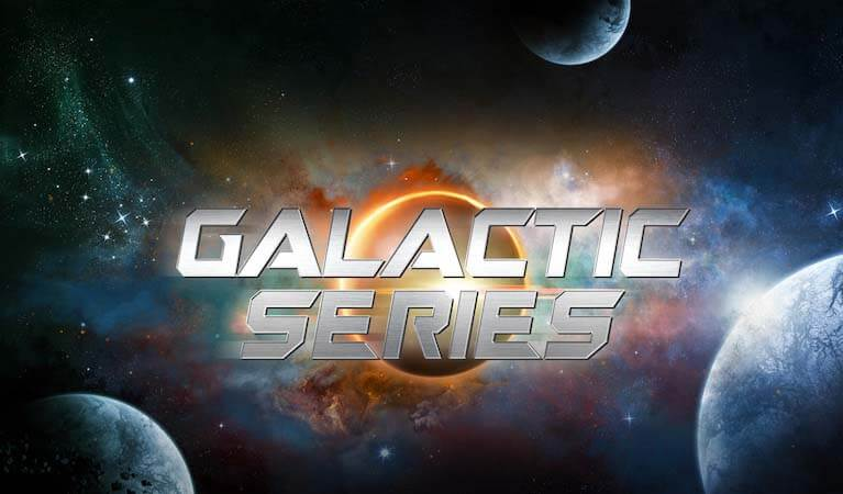 The Galactic Series Official Logo