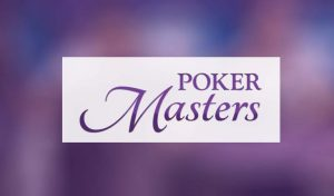 David Peters Ahead in the $100,000 Poker Masters Main Event