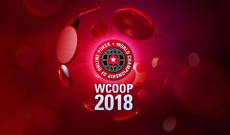 2018 PokerStars WCOOP logo