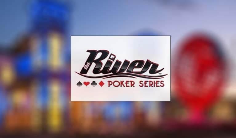 WinSta River Poker Series' Logo