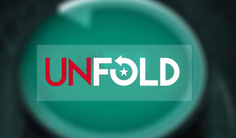 PokerStars' Unfold logo.