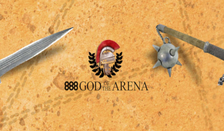 Gods of the Arena at 888Poker