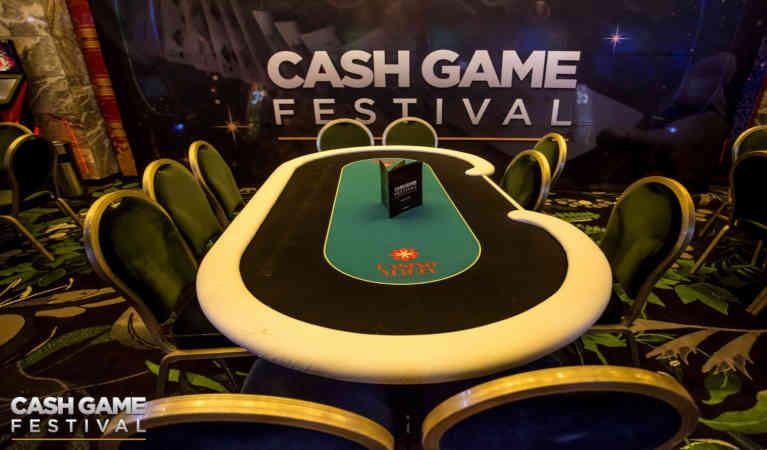 Cash Game festival Tallinn.