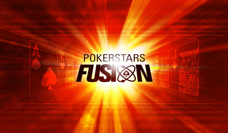 PokerStars' Fusion game.