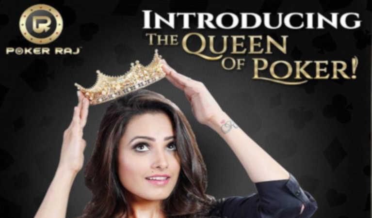 Poker Raj is the Queen of Poker