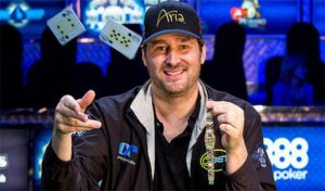 Phil Hellmuth Slams a Tennis Prop Bet Win Against Doug Polk