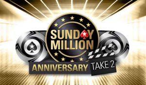 PokerStars Slashes Sunday Million Buy-In by Half