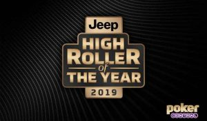 Jeep, Poker Central Partner for High Roller of the Year Award