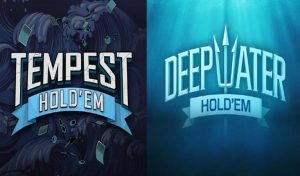 PokerStars Announced Tempest and Deep Water Hold'em