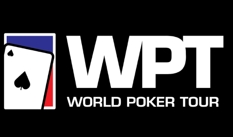 The official WPT logo.