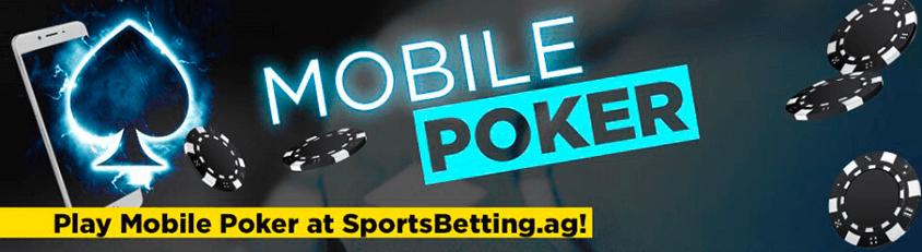 sportsbetting.ag app and mobile poker