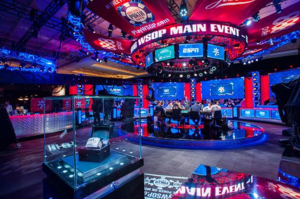 wsop poker event
