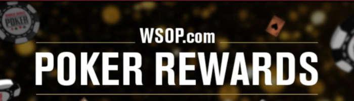 wsop poker rewards