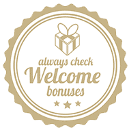 remember to check welcome bonuses