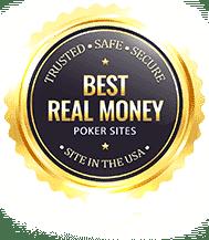 best real money poker sites usa badge
