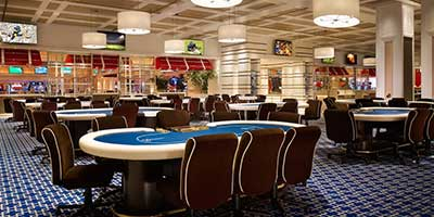 minimum age poker rooms