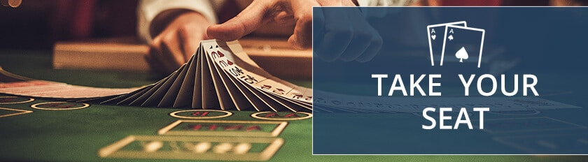 poker tournament cardroom banner