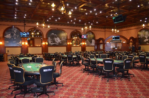 Bally Poker Room