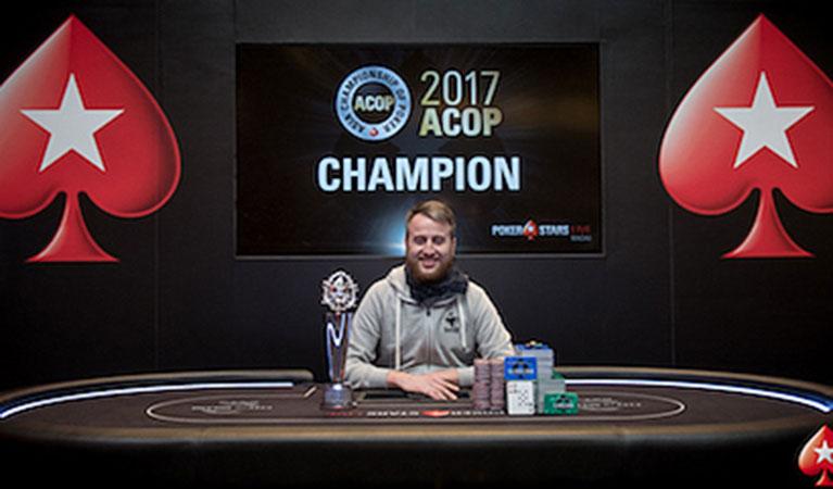 dietrich fast wins 2017 acop