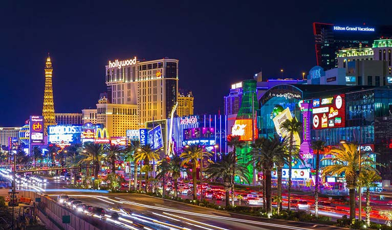 Las Vegas Strip Poker