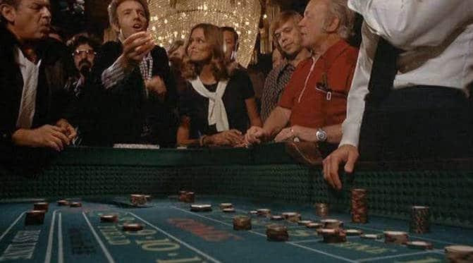 The Dostoyevski-inspired movie, The Gambler