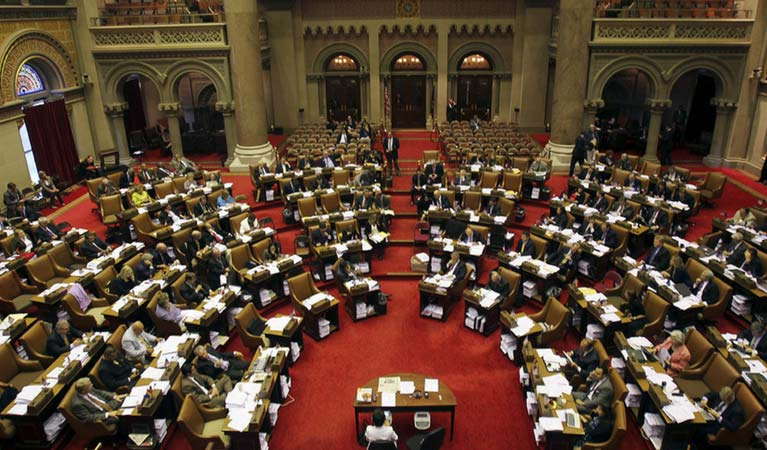 new york online poker bill assembly