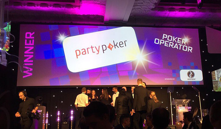 partypoker poker operator of the year