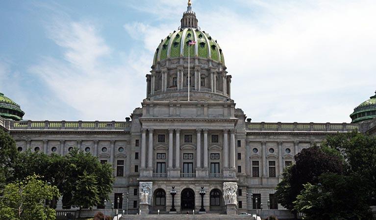 pennyslvania online gambling bill