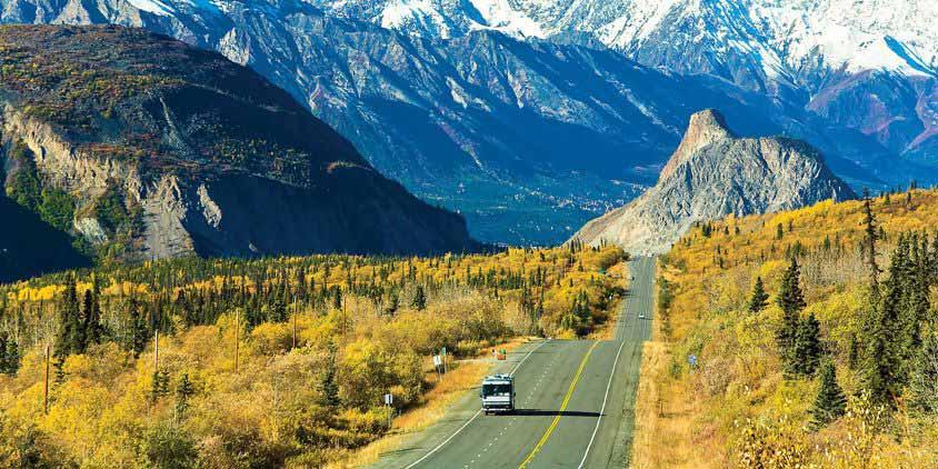 Alaska Glenn Highway