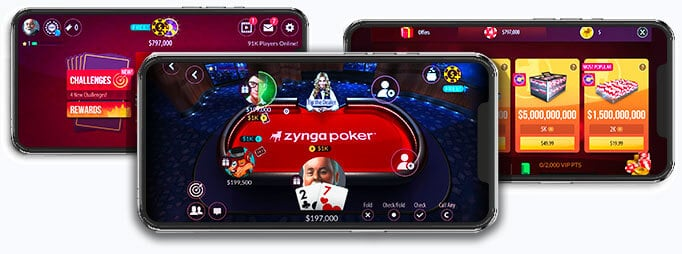 Android Mobile Poker Apps Zynga Poker Game