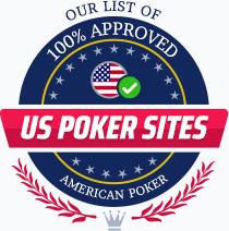 Best Online US Poker Sites Badge