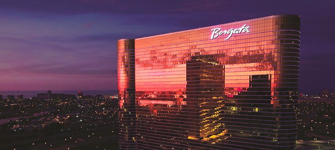 borgata hotel casino and spa outside