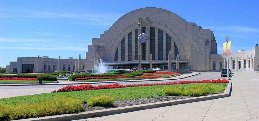 Cincinnati Museum Center Ohio