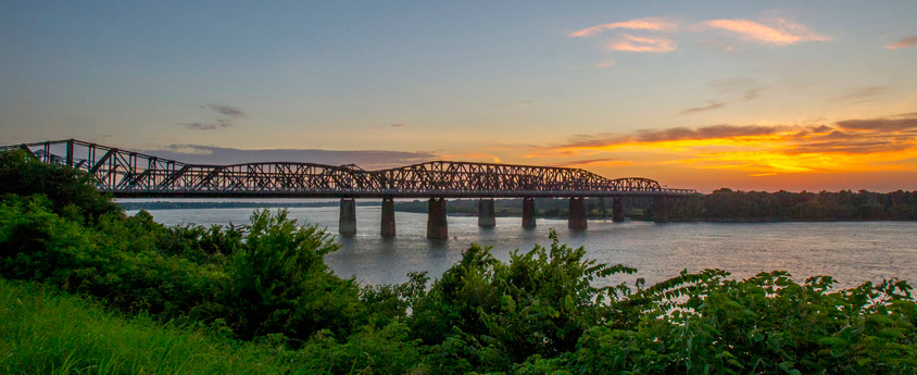 Arkansas full bridge