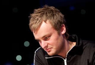 Gustav Sundell Playing Poker PokerStars